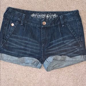 Express Jean Shorts, Size 8
